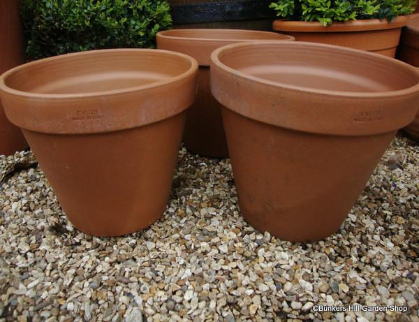Terracotta Plain Pot - 29cm