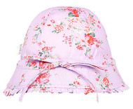Bell Hat Pretty Dahlia