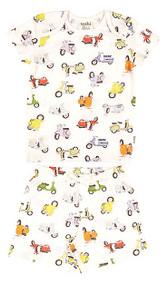 Pyjamas Short Sleeve Scooter