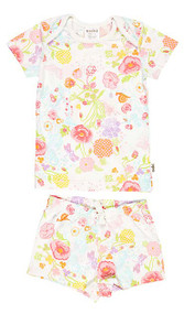 Pyjamas Short Sleeve Secret Garden