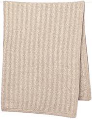 Organic Blanket Marley Oatmeal