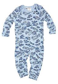 Pyjamas Long Sleeve Classic 1920s