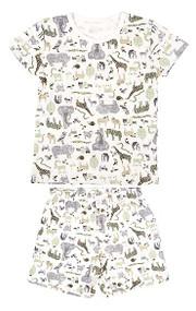 Pyjamas Short Sleeve Jungle