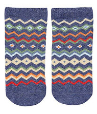 Organic Baby Socks Midnight