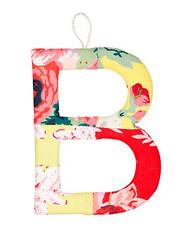 B Letter Rose