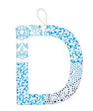 D Letter Dusk