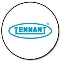 Tennant 1011882 - SEAL, BULB, STR, SNAP-IN, EPDM, BULK