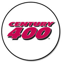 "Century 400 Part # 8.600-018.0 - Brush 12"" POLYPROPYLENE SD"