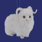 Wooly Soft Big Horn Sheep Ornament