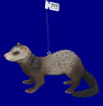 Ferret Large Ornament