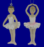 Little Girl Ballerina Ornament