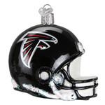 Atlanta Falcons Helmet Ornament 12663