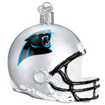 Carolina Panthers Helmet Ornament 12657