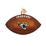 Jacksonville Jaguars NFL Football Ornament 12638