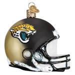 Jacksonville Jaguars Helmet Ornament 12637