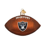 Oakland Raiders NFL Football Ornament 12620