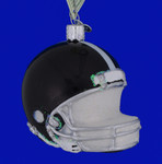 Football Helmet Glass Ornament by Old World Christmas 44109