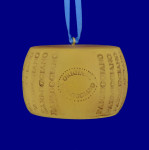 Parmiggiano Italian Deli Cheese Ornament
