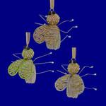 Retro Beaded Bead Ornaments