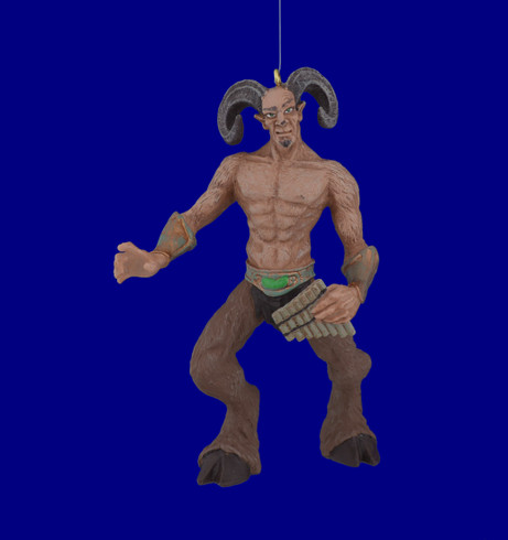 Satyr Greek Mythology Ornament Decor