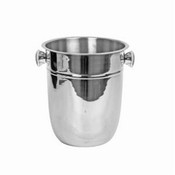 8 QT STAINLESS WINE BUCKET
