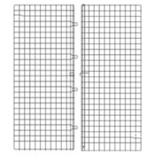SECURITY CAGE FRONT PANEL, SET OF 2, FITS 1836/2436