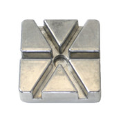 PUSHER BLOCK FOR FRENCH FRY CUTTER 6 WEDGES BLADE