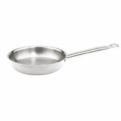 "14"" 18/8 STAINLESS STEEL FRY PAN"