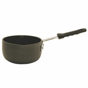 1 QT ANODIZED COATED SAUCE PAN