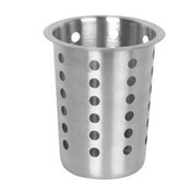 STAINLESS STEEL FLATWARE CYLINDER