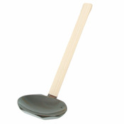 "2 3/4"" X 7 1/2"", BAMBOO SOUP SPOON"