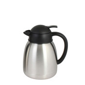 1.2 lt/40 OZ Coffee Server, S/S, Push Button Top