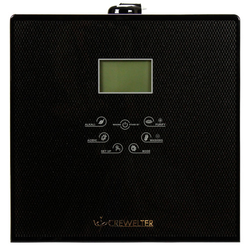 9 plates alkaline water ionizer machine 2 filters UV light