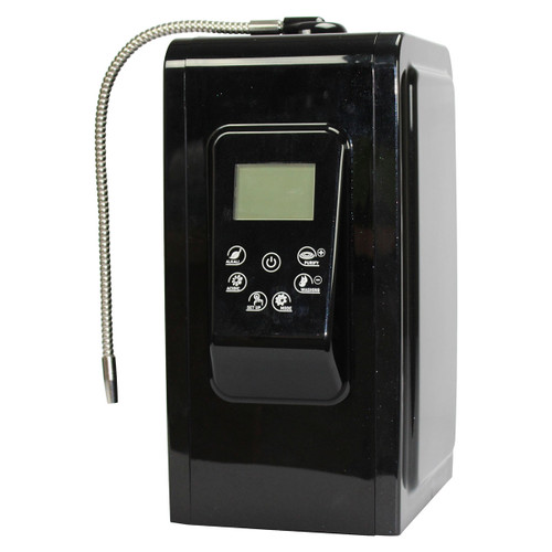 Alkaline Water Ionizer | Countertop Water Filter System ...
