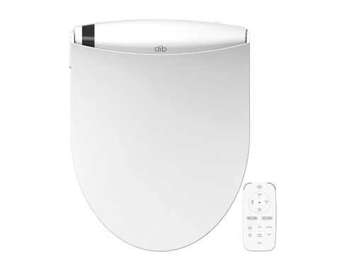 DIB Speical Edition Bidet Seat, Elongated White