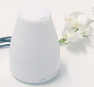 Ultrasonic Humidifier and Aroma Diffuser Color Lights H-TT103