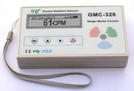 Radiation Detector Dosimeter Geiger Counter GMC-320 Plus GQ