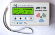 Radiation Detector Dosimeter Geiger Counter GMC-300E Plus GQ