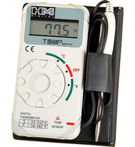 HM Digital TM-1 Industrial Grade Professional Digital Thermometer with Case