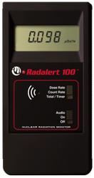 Radalert 100X Geiger Counter Front