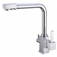 Three way faucet