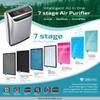 Multilayered filtration air purifier Dreval D 950