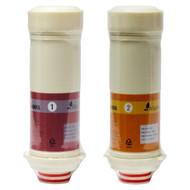 Crewelter Enkion 7 alkaline water ionizer Set of replacement filters Set of 2