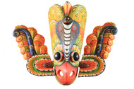 Gurulu Raksha - Bird Devil Mask