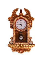 Seashells & Sea Sand Decorative Clock