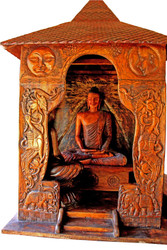 Chamber of the Gautama Buddha