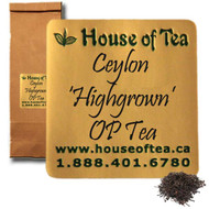 Ceylon 'Highgrown' OP Tea
