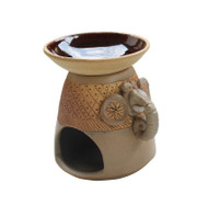Elephant Foot Decorative Oil Burner ACE551