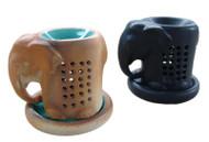 Elephant Foot Decorative Oil Burner ACE552