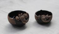 Elephant Foot Decorative Desert Bowl ACE650B